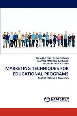 Marketing Techniques for Educational Programs