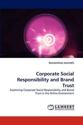 Corporate Social Responsibility and Brand Trust