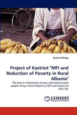 Project of Kastriot Mfi and Reduction of Poverty in Rural Albania