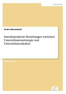 Interdependente Beziehungen Zwischen Unternehmensstrategie Und Unternehmenskultur