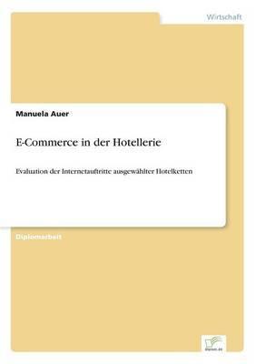 E-Commerce in Der Hotellerie