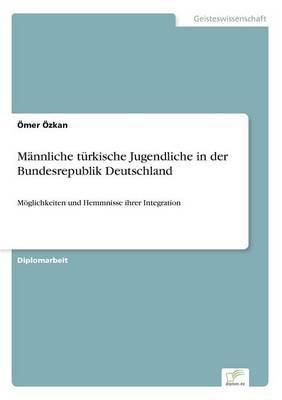 Mannliche Turkische Jugendliche in Der Bundesrepublik Deutschland