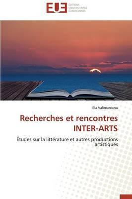 Recherches Et Rencontres Inter-Arts