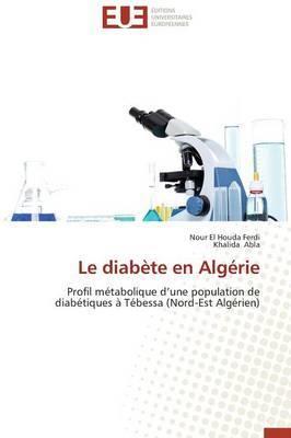 Le Diabete En Algerie