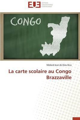 La Carte Scolaire Au Congo Brazzaville