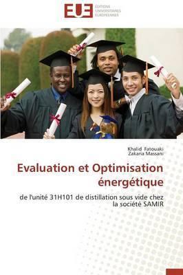 Evaluation Et Optimisation Energetique