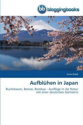 Aufbluhen in Japan