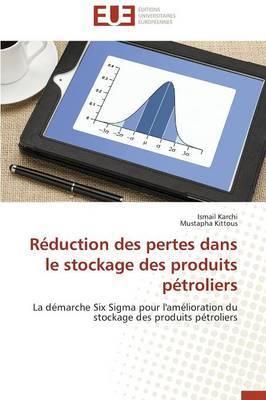 Reduction Des Pertes Dans Le Stockage Des Produits Petroliers