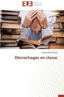 Decrochages En Classe