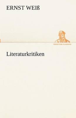 Literaturkritiken