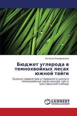Byudzhet Ugleroda V Temnokhvoynykh Lesakh Yuzhnoy Taygi