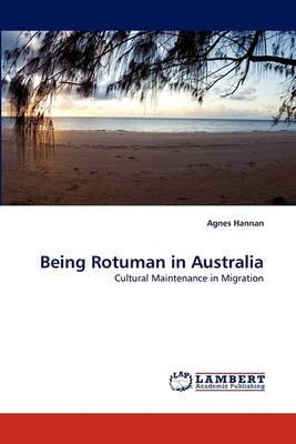 Being Rotuman in Australia