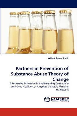 Partners in Prevention of Substance Abuse Theory of Change