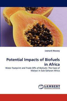 Potential Impacts of Biofuels in Africa