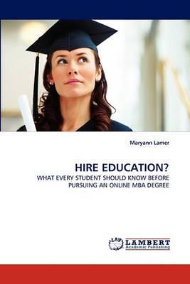 Hire Education?
