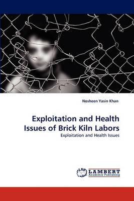 Exploitation and Health Issues of Brick Kiln Labors