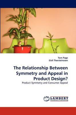 The Relationship Between Symmetry and Appeal in Product Design?