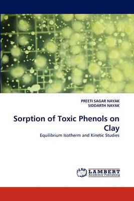 Sorption of Toxic Phenols on Clay