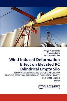 Wind Induced Deformation Effect on Elevated Rc Cylindrical Empty Silo