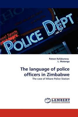 The Language of Police Officers in Zimbabwe