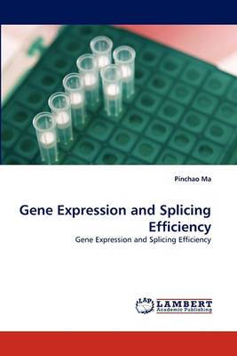 Gene Expression and Splicing Efficiency