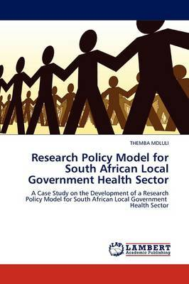 Research Policy Model for South African Local Government Health Sector