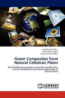 Green Composites from Natural Cellulosic Fibers