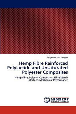 Hemp Fibre Reinforced Polylactide and Unsaturated Polyester Composites