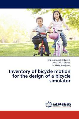 Inventory of Bicycle Motion for the Design of a Bicycle Simulator