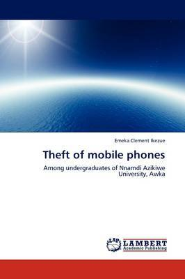 Theft of Mobile Phones