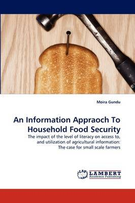 An Information Appraoch to Household Food Security