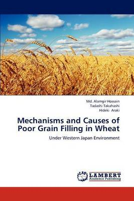 Mechanisms and Causes of Poor Grain Filling in Wheat