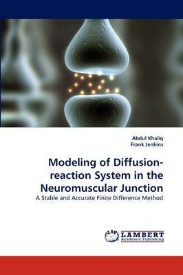 Modeling of Diffusion-Reaction System in the Neuromuscular Junction