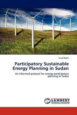 Participatory Sustainable Energy Planning in Sudan