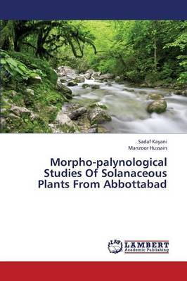 Morpho-Palynological Studies of Solanaceous Plants from Abbottabad