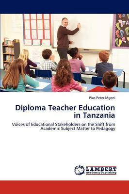 Diploma Teacher Education in Tanzania
