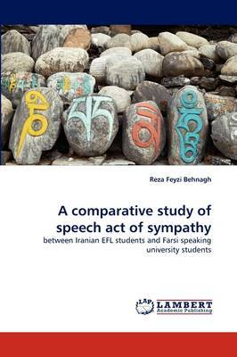 A Comparative Study of Speech Act of Sympathy
