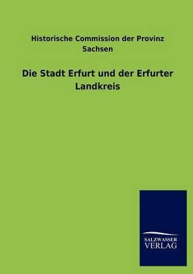 Die Stadt Erfurt Und Der Erfurter Landkreis
