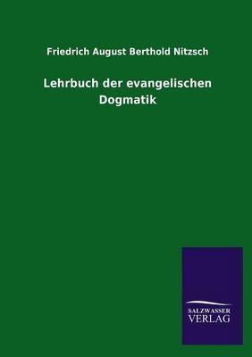 Lehrbuch Der Evangelischen Dogmatik