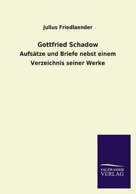 Gottfried Schadow