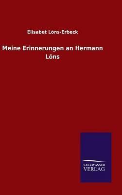 Meine Erinnerungen an Hermann Lons