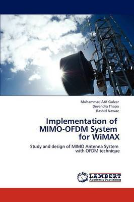 Implementation of Mimo-Ofdm System for Wimax