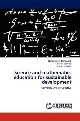 Science and Mathematics Education for Sustainable Development