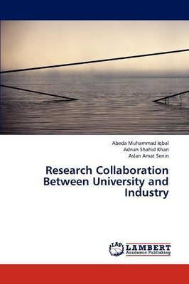 Research Collaboration Between University and Industry