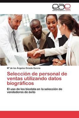 Seleccion de Personal de Ventas Utilizando Datos Biograficos