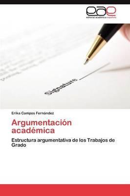 Argumentacion Academica