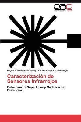 Caracterizacion de Sensores Infrarrojos