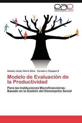 Modelo de Evaluacion de La Productividad