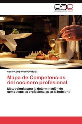 Mapa de Competencias del Cocinero Profesional
