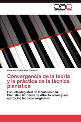 Convergencia de La Teoria y La Practica de La Tecnica Pianistica
